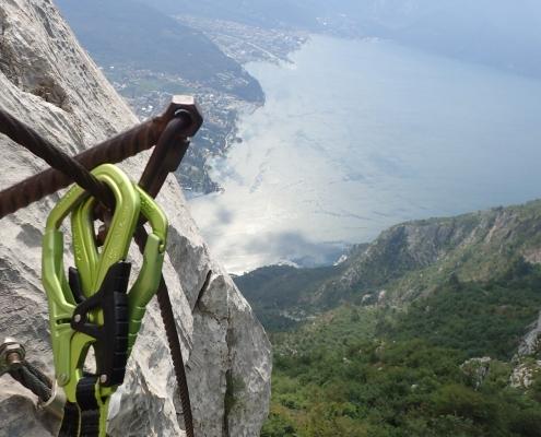 Klettersteig Via-Amicizia
